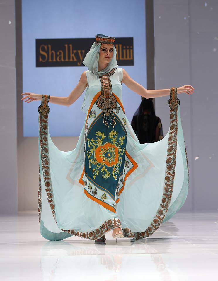 Shalky the bride show (3)