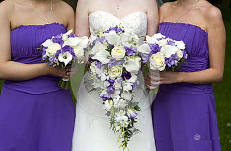 Bridesmaids bouquets (11)