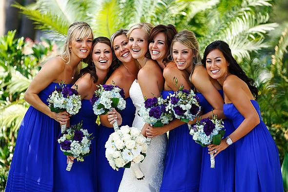 Bridesmaids bouquets (12)