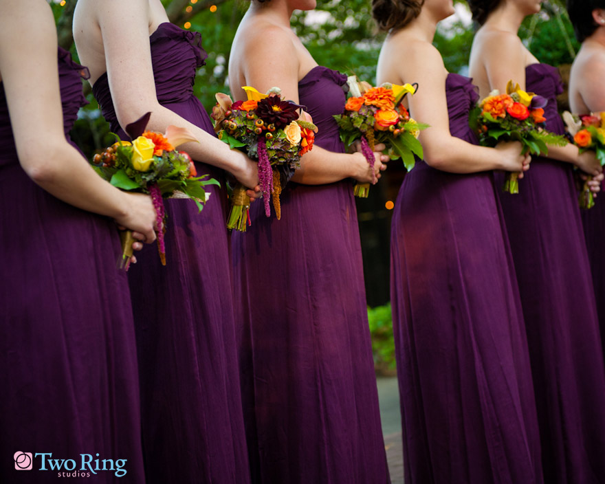 Bridesmaids bouquets (8)