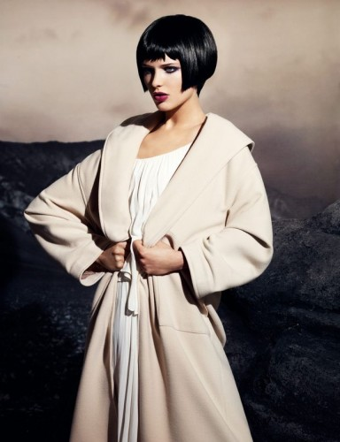 CarrŽ faon Louise Brooks