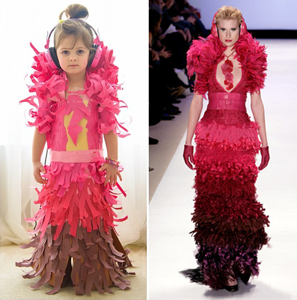 4-year-old-girl-paper-dresses-2sisters-angie-mayhem-42