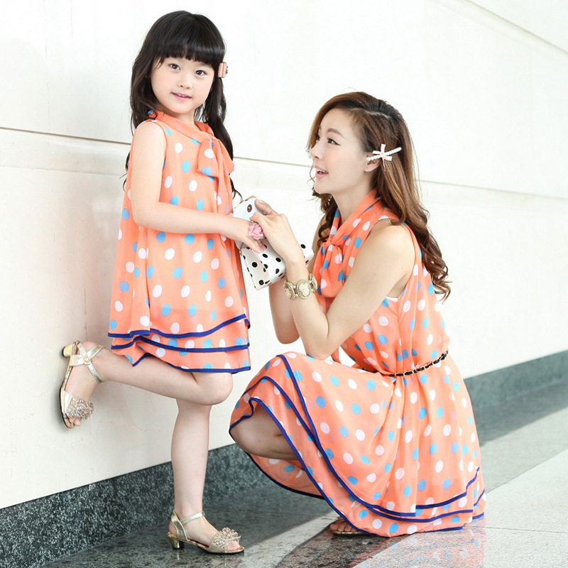 Fashion-Summer-Clothes-for-Mother-and-Daughter (8)