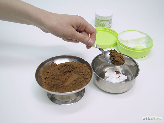 Make-a-Chocolate-Face-Mask-Step-3