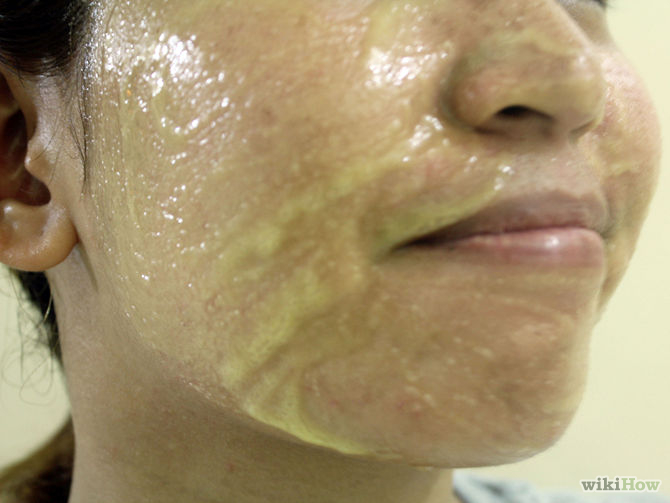 Make-a-Honey-and-Lemon-Face-Mask-Step-7