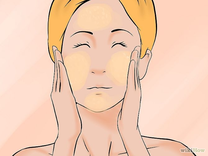 Make-a-Honey-and-Oatmeal-Facial-(Warm-Compress-Method)-Step-7