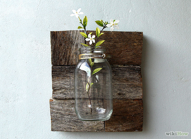 Make-a-Rustic-Vase-Using-Mason-Jars-Step-7