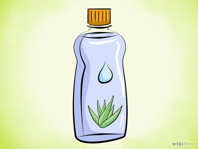 Put-Aloe-Vera-Oil-in-Your-Hair-Step-2