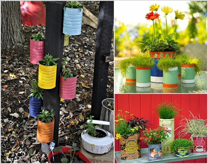 15 Cheerful Ideas to Add Color to Your Garden (11)