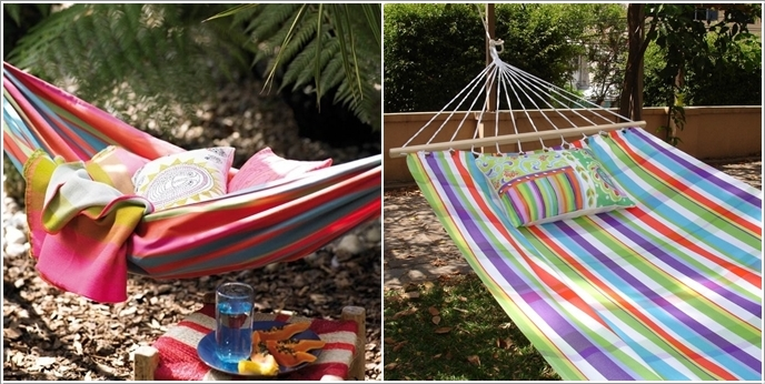 15 Cheerful Ideas to Add Color to Your Garden (14)