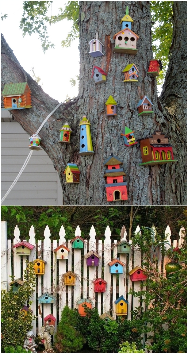 15 Cheerful Ideas to Add Color to Your Garden (2)