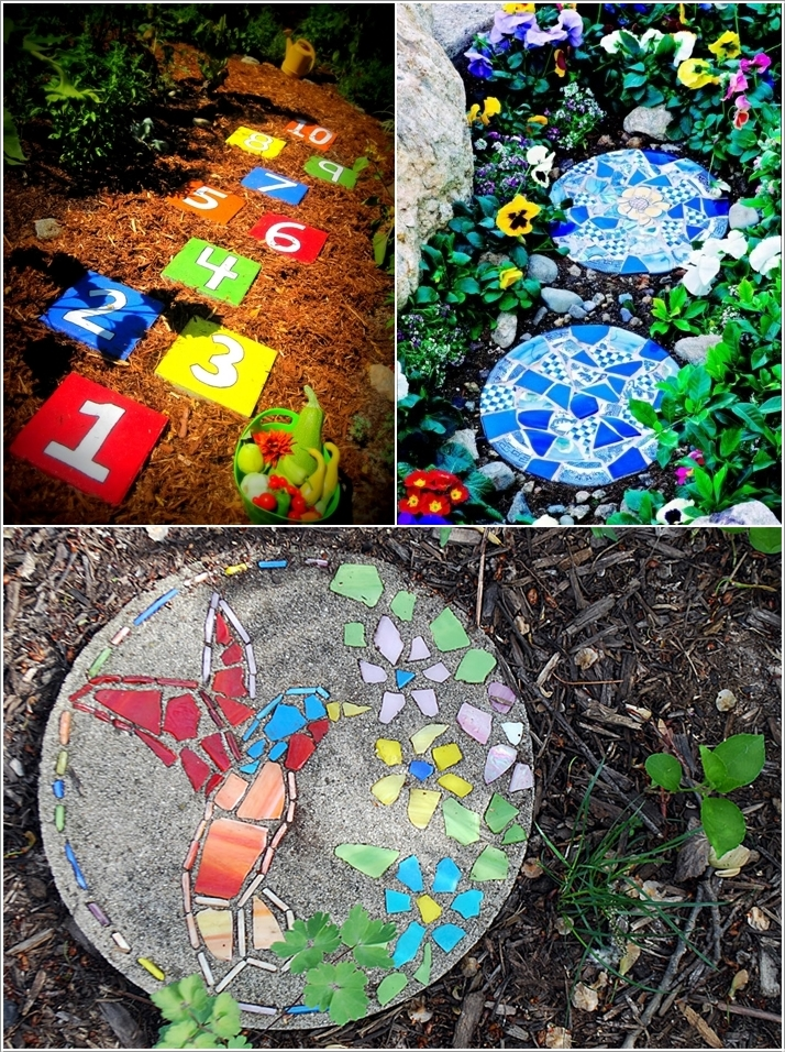 15 Cheerful Ideas to Add Color to Your Garden (5)