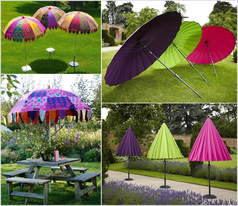 15 Cheerful Ideas to Add Color to Your Garden (6)