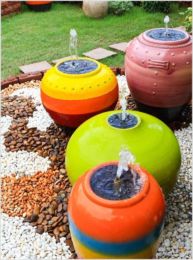 15 Cheerful Ideas to Add Color to Your Garden (8)