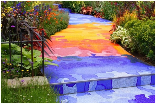 15 Cheerful Ideas to Add Color to Your Garden (9)