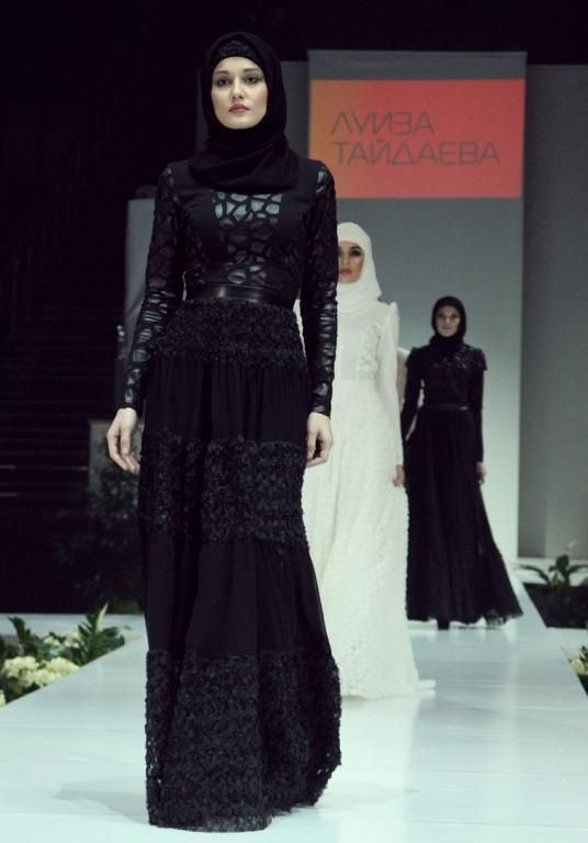 Grozny Fashion Week 2014 (1)