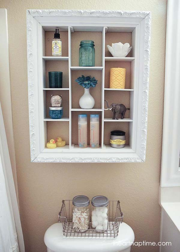 ways-to-use-old-pictures-frames-into-home (13)
