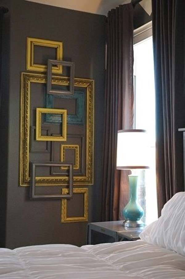 ways-to-use-old-pictures-frames-into-home (19)