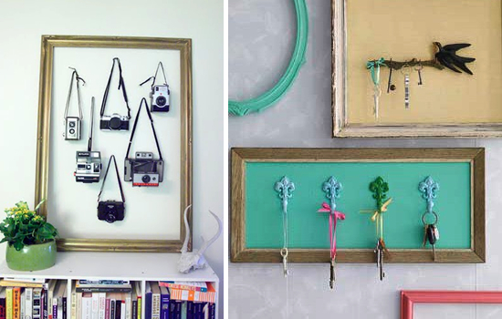 ways-to-use-old-pictures-frames-into-home (3)