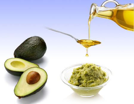 avocado-olive-oil-hair-mask