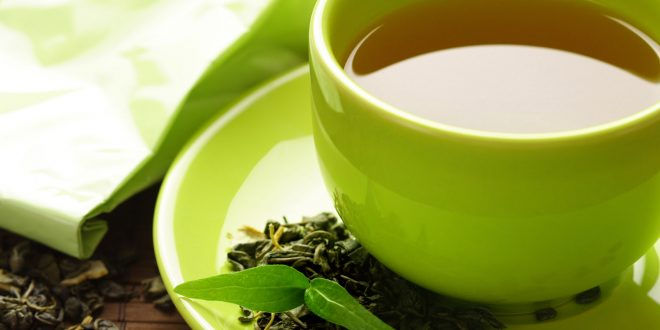 طريقة تحضير حمام الشاي الأخضر للتخسيس